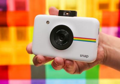 POLAROID INSTANT PRINT SNAP CAMERA