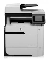 HP used Εκτυπωτής LaserJet M475dn, Color, MFP, με toner U-M475DN