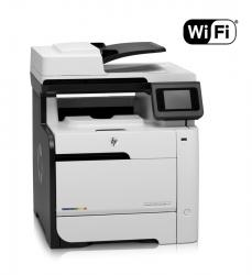 HP used Multifunction Printer M475dw, Laser, Color, WiFi, με toner U-M475DW