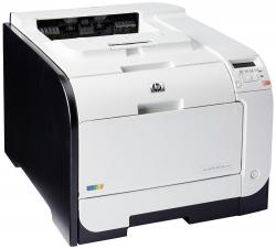 HP used Printer M451dn, Laser, Color, με toner U-M451DN