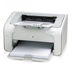 HP used Printer P1102, Laser, Monochrome, με toner U-P1102