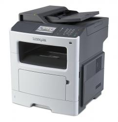 LEXMARK used MFP Printer MX410DE, Laser, Mono, με toner & drum U-MX410DE
