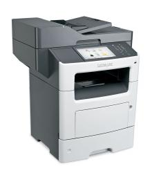LEXMARK used MFP Printer MX611DHE, Laser, Mono, με Toner U-MX611DHE