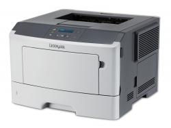 LEXMARK used Printer MS410D, Laser, Mono, με drum, no toner UN-MS410D