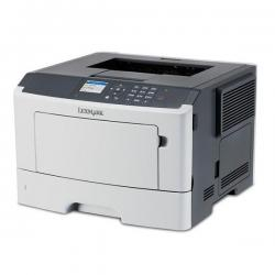 LEXMARK used Printer MS415dn, Laser, Monochrome, με toner & drum U-MS415DN