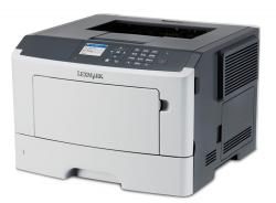 LEXMARK used Printer MS510DN, Laser, Mono, με toner U-MS510DN