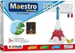 Παζλ 3D Eiffel Tower 55 Τεμ MY1016 1949