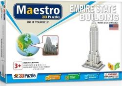 Πάζλ 3D Empire State Building MY1020 1947
