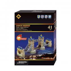 Παζλ 3D Tower Bridge 22x30cm 1966