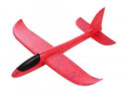 Συναρμολογούμενο αεροπλάνο από φελιζόλ AIR-002, 37x36cm, κόκκινο UNBRANDED