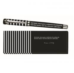 Στυλό Moses Rollerball Oscar Wilde 83101