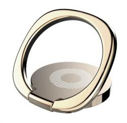 BASEUS finger ring holder Symbol SUMQ-0V, χρυσό