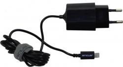 Φορτιστής Ταξιδίου Ancus για Apple Iphone 5/5s/5c/6/iPod 5V 1000 mAh (5210029020681)