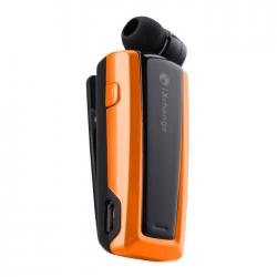 Retractable BT Mini Headset UA24 Orange iXchange UA24ST-3