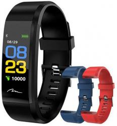 Active Band Oled Color MT859 Media-Tech + 2 Straps