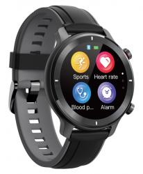 """HIFUTURE smartwatch HiWAVE, 1.3"""", IP68, heart rate monitor, μαύρο HIWAVE-BK"""