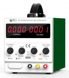 BEST Power supply BST-305D, 30V/5A, AC/DC, 8x USB