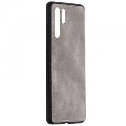 FORCELL Denim case for Huawei P30 grey 949349