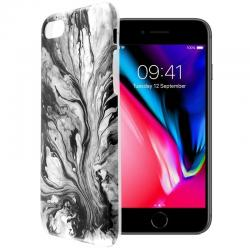 VOLTE-TEL ΘΗΚΗ IPHONE 8/7 4.7″ MARBLE TPU GREY 02 8208270