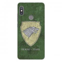 Θήκη TPU Game of Thrones House Stark για Xiaomi Redmi Note 6 Pro CU-0317