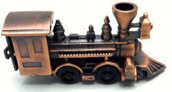 Vintage Διακοσμητική Μεταλλική Ξύστρα Τρένο 45119