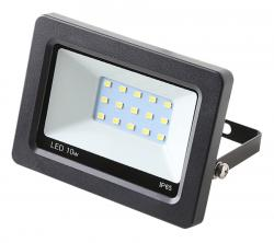 POWERTECH LED Προβολέας PRWOS-10W65 10W, Daylight 6500K, IP65, 750lm