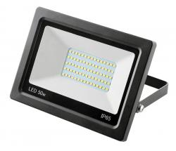 POWERTECH LED Προβολέας PRWOS-50W65 50W, Daylight 6500K, IP65, 4000lm