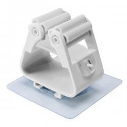 Βάση συγκράτησης σκούπας CLN-0018, λευκή UNBRANDED