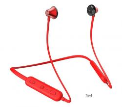 BOROFONE BE23 GRACEFUL SPORTS WIRELESS HEADSET RED BF-E23-RED