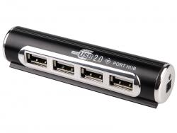 TRACER HUB USB 2.0 H6 4ports WITH AC ADAPTER TR-16168