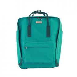 Double Laptop Backpack WK Blue WT-B10 WT-B10-2