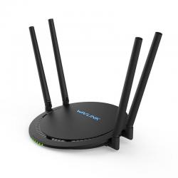 WAVLINK WL-QUANTUM-S4 N300 Wireless Smart Wi-Fi Router with Touchlink