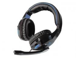 Gaming Headset Alcatroz Mobile and PC Alpha MG300A B. Blue 34965
