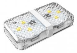 BASEUS LED προειδοποίησης ανοιχτής πόρτας αυτοκινήτου CRFZD-02, λευκό